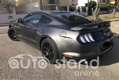 Ford Mustang Garantia Ford