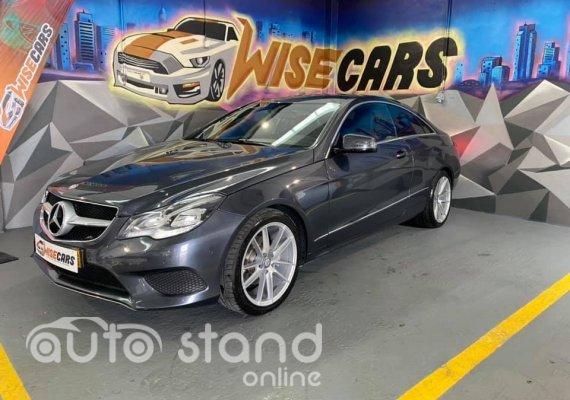 Mercedes-Benz E 220 CDI Automatico