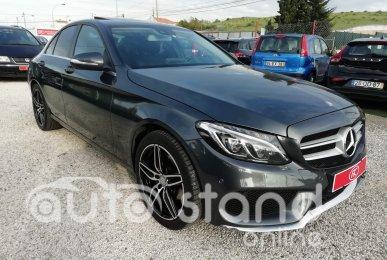 Mercedes-Benz C 220 2.2 AMG BLUETEC - 14