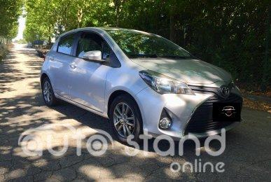Toyota Yaris só 19 mil km