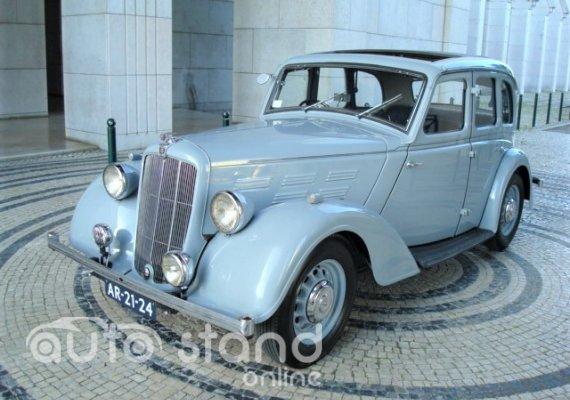 Morris 14/6 Series III Saloon