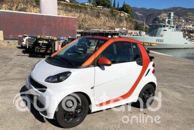 Smart Fortwo Cabrio Flashlight