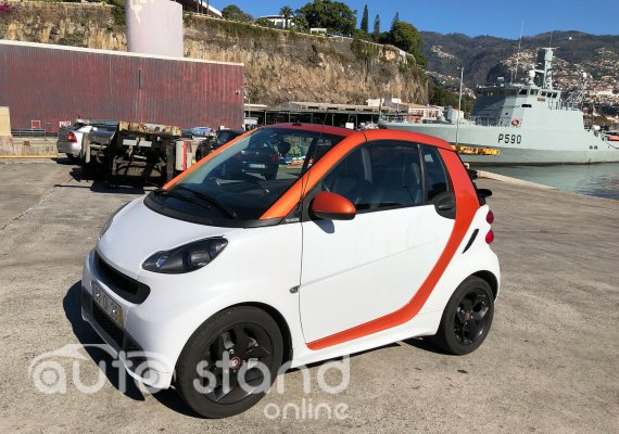 Smart Fortwo Cabrio Flashlight