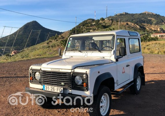 Land Rover Defender 90 tdi