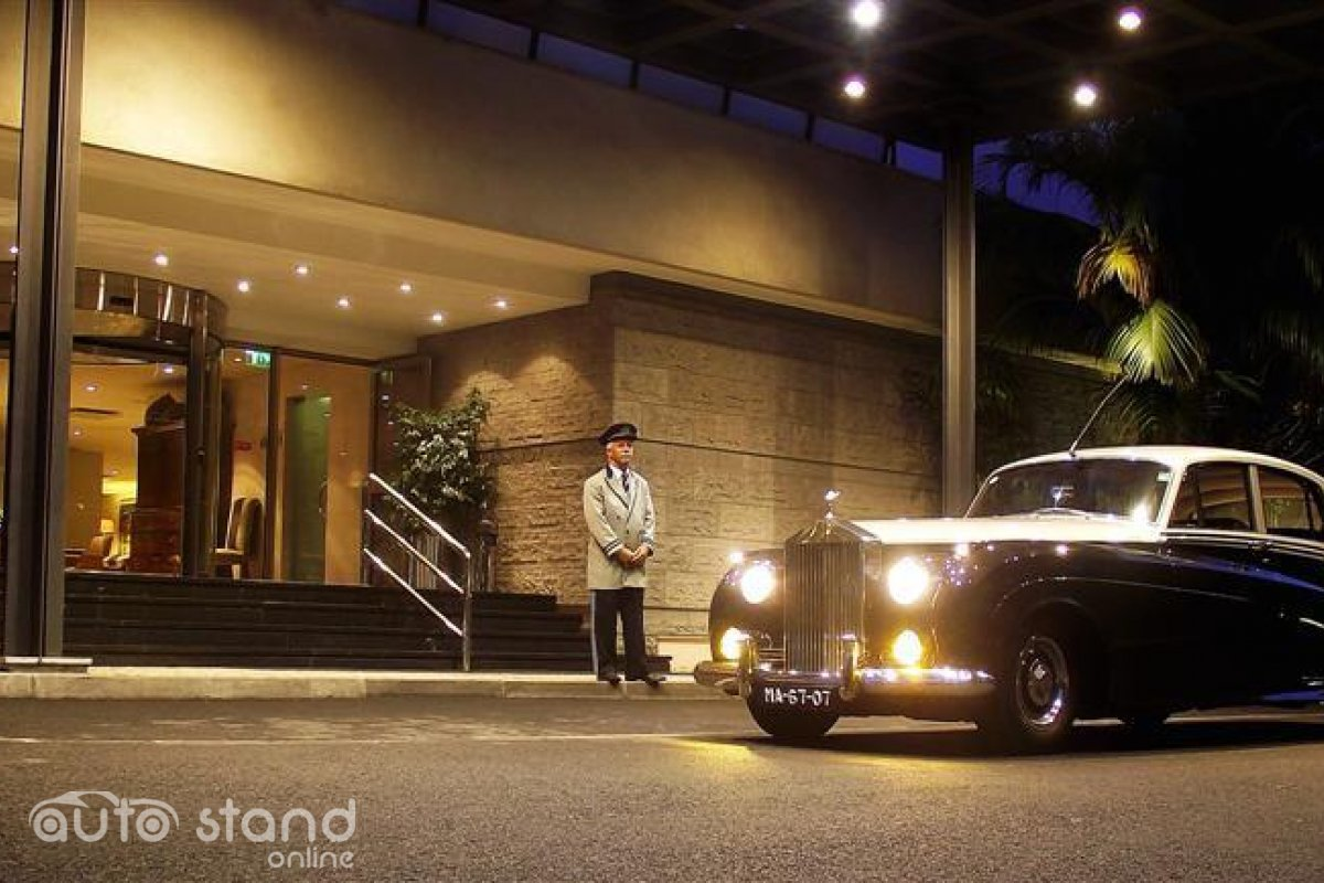 Rolls Royce Silver Cloud serie II