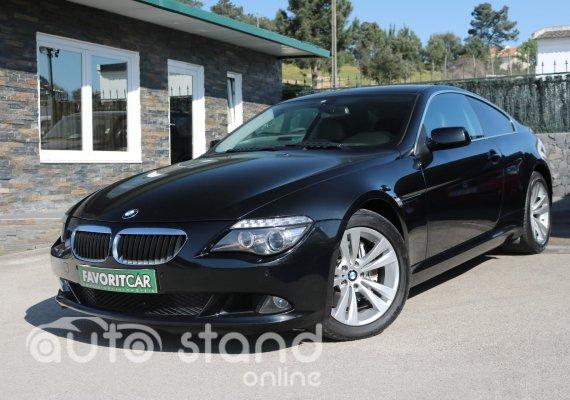 BMW 635 dA