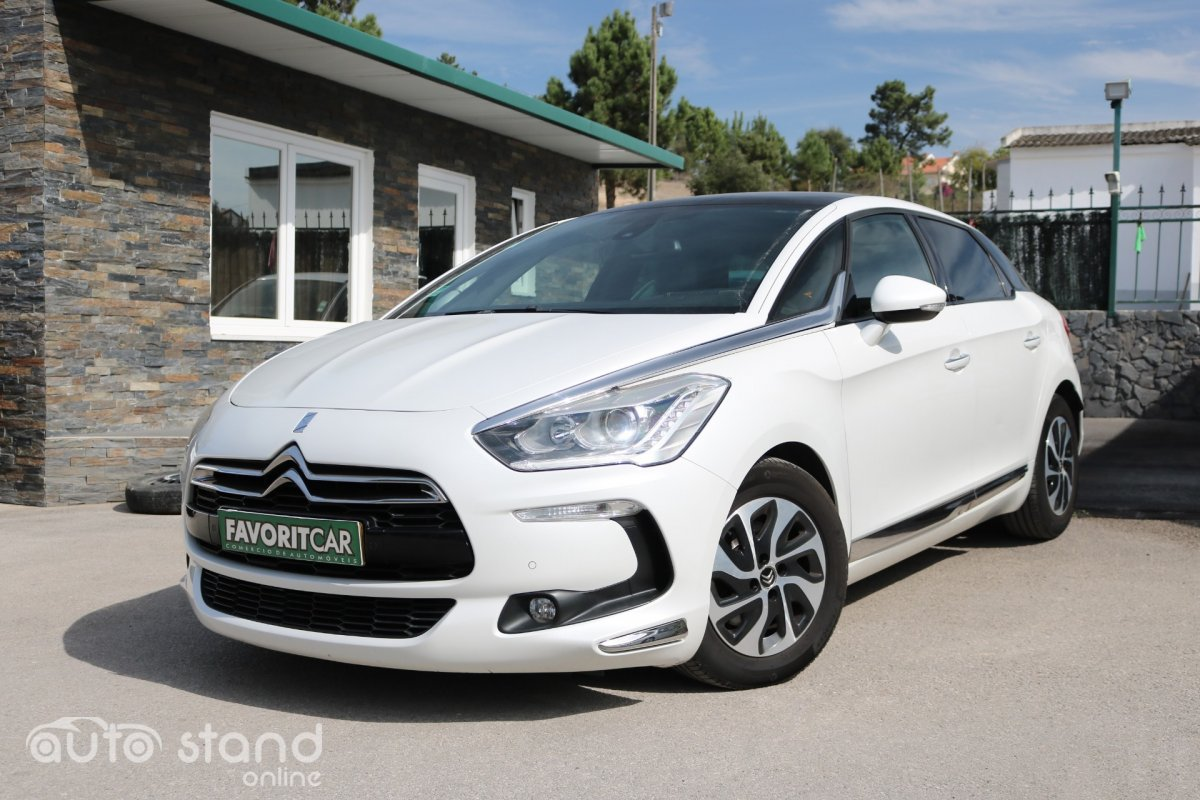 Citroën DS5 2.0 HDi Hybrid4 So Chic CMP6