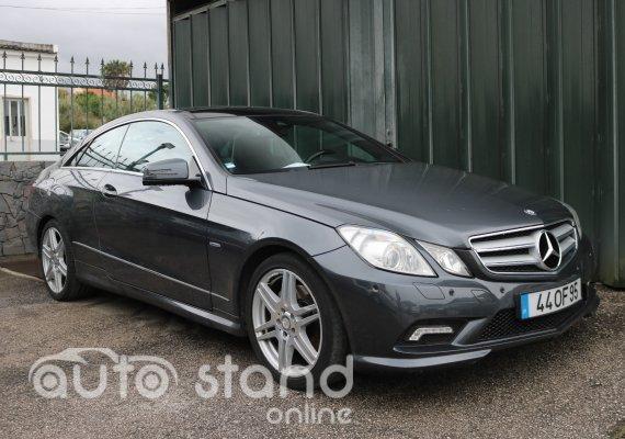 Mercedes-Benz E 220 CDi Avantgarde BlueEfficiency
