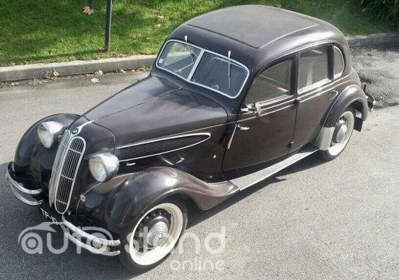 BMW 326 Limousine 1939