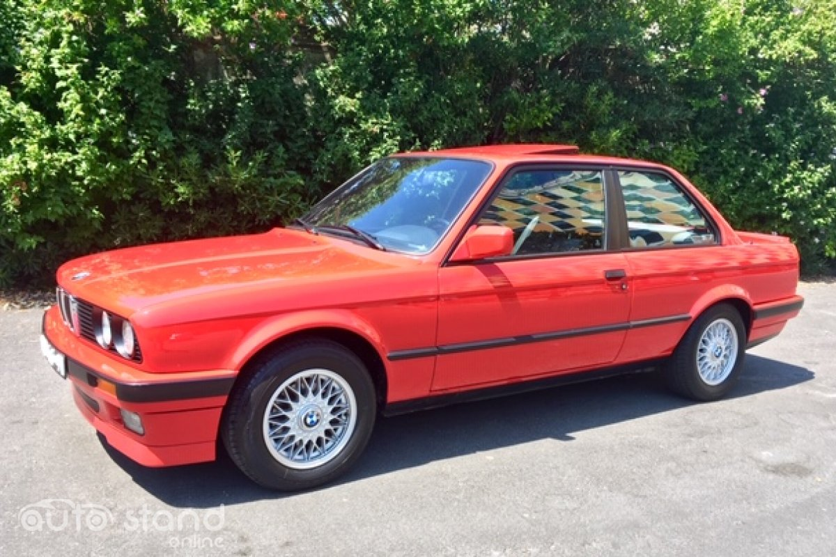 BMW 318 iS E30 1990