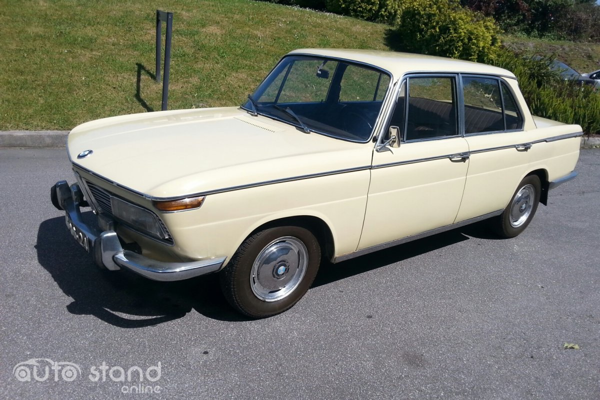 BMW 2000 de 1967